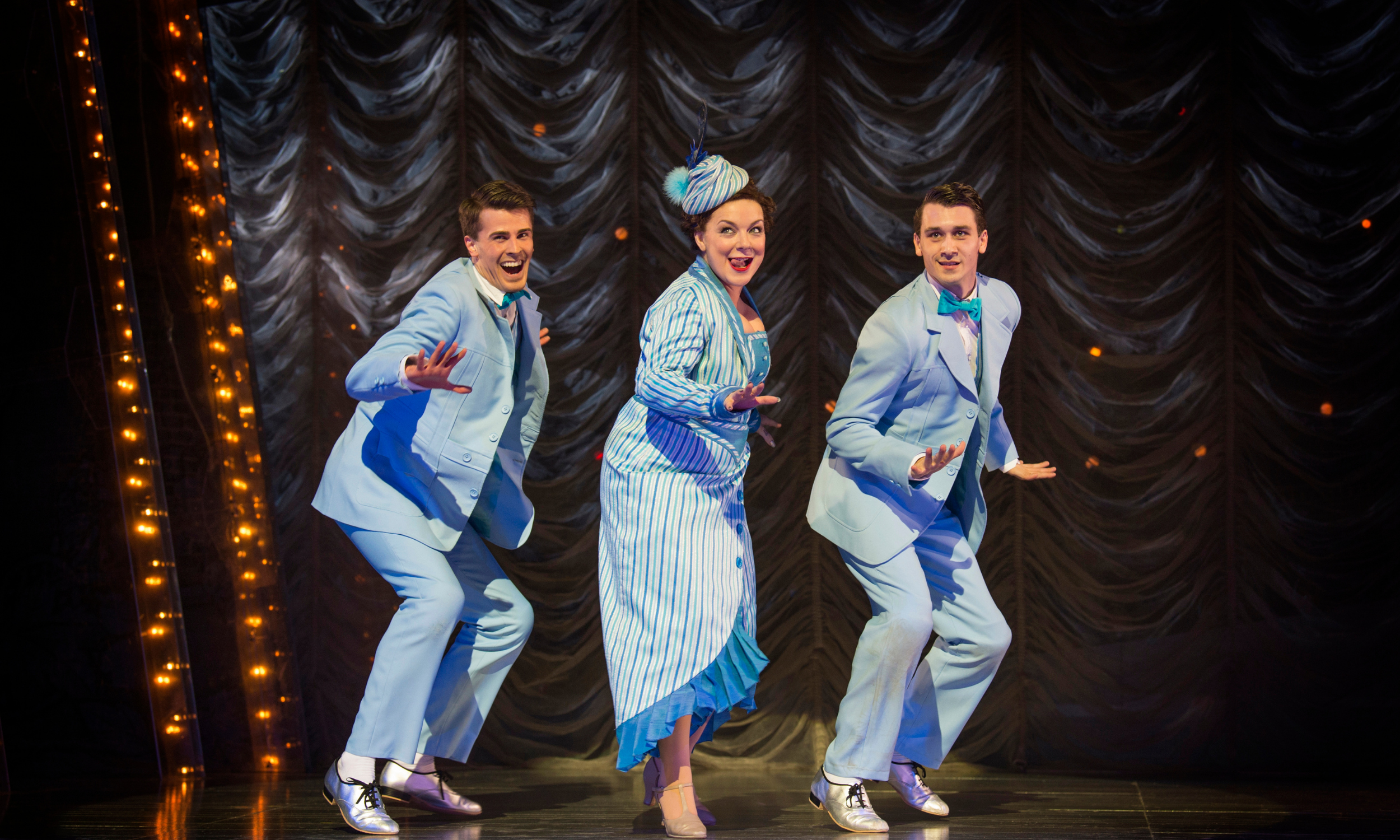 Sheridan Smith and the cast of Funny Girl | Sonia Friedman Productions © Johan Persson