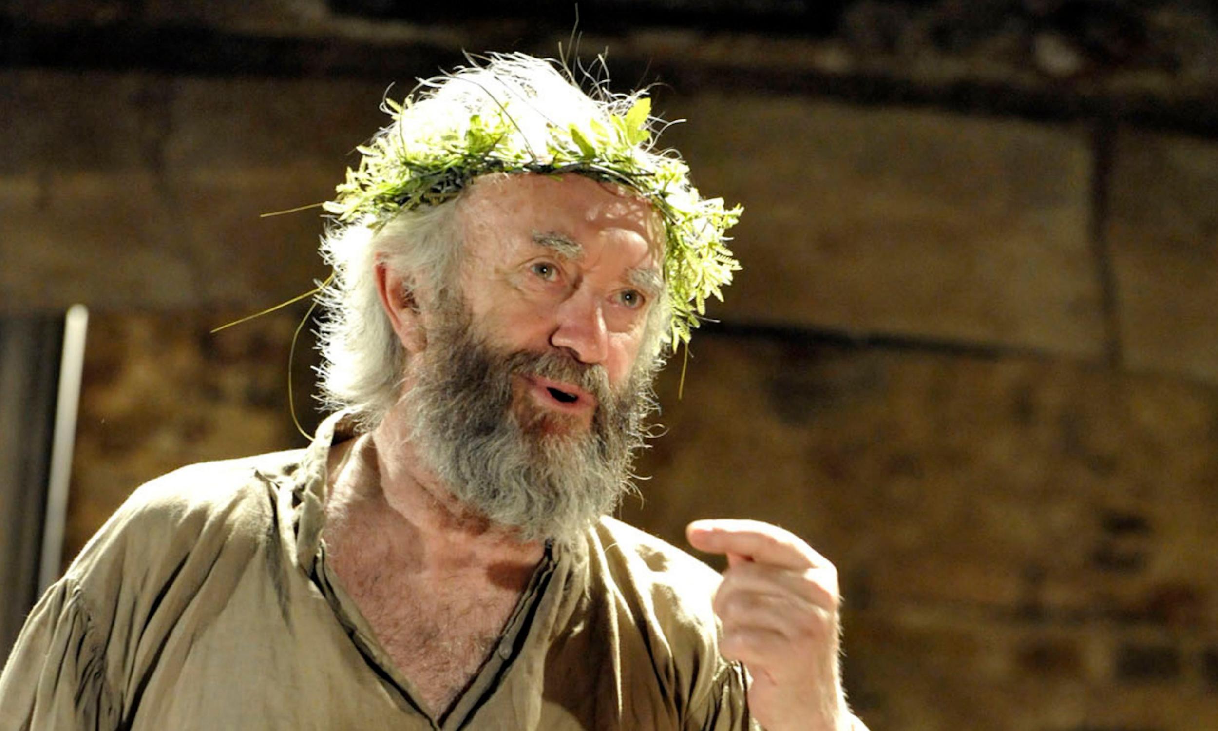 Jonathan Pryce (King Lear) in King Lear | Digital Theatre+
