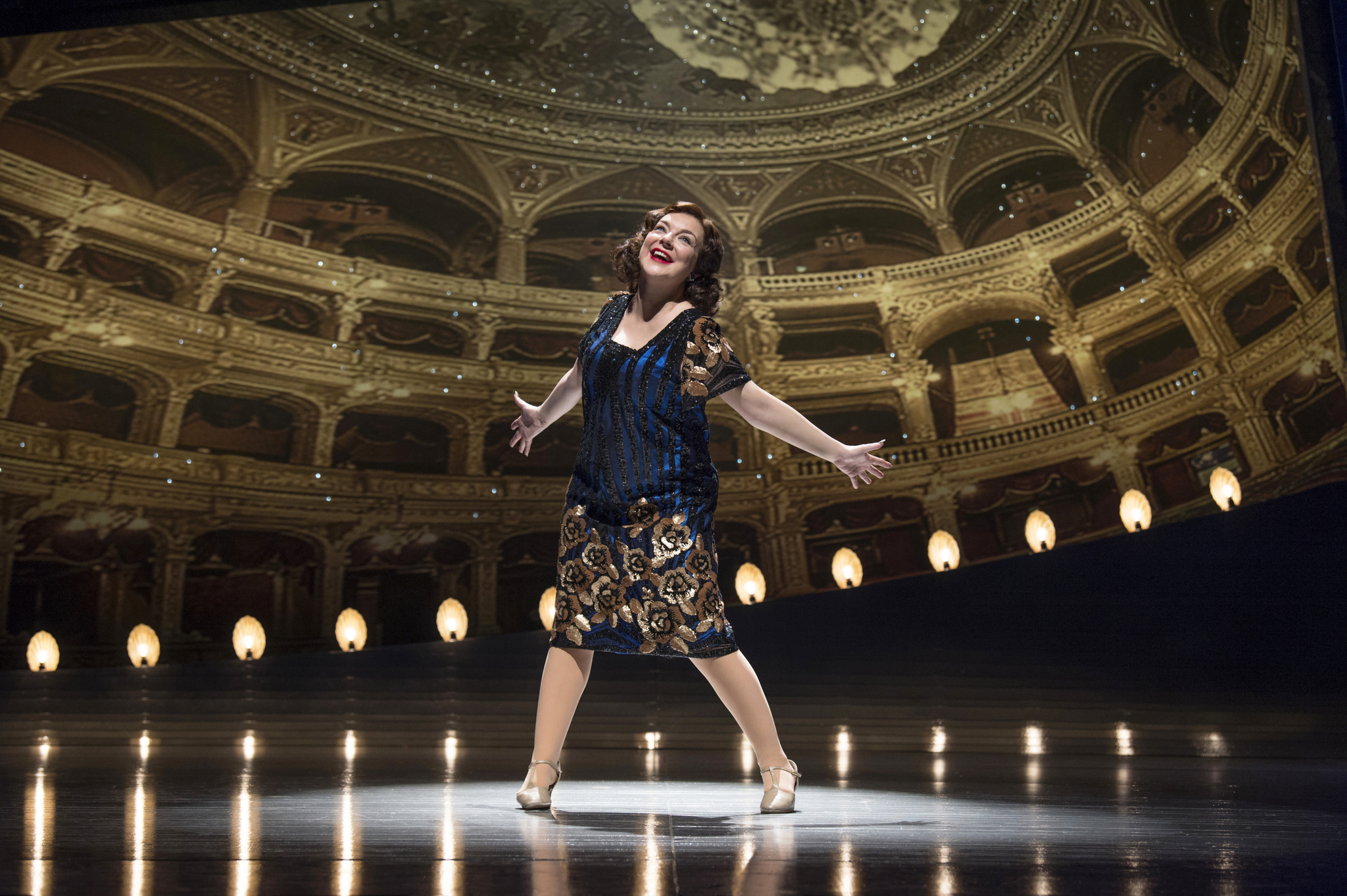 Sheridan Smith (Fanny Brice) in Funny Girl | Sonia Friedman Productions © Johan Persson