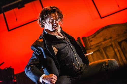 The Strange Case of Dr Jekyll & Mr Hyde | Blackeyed Theatre © Alex Harvey-Brown