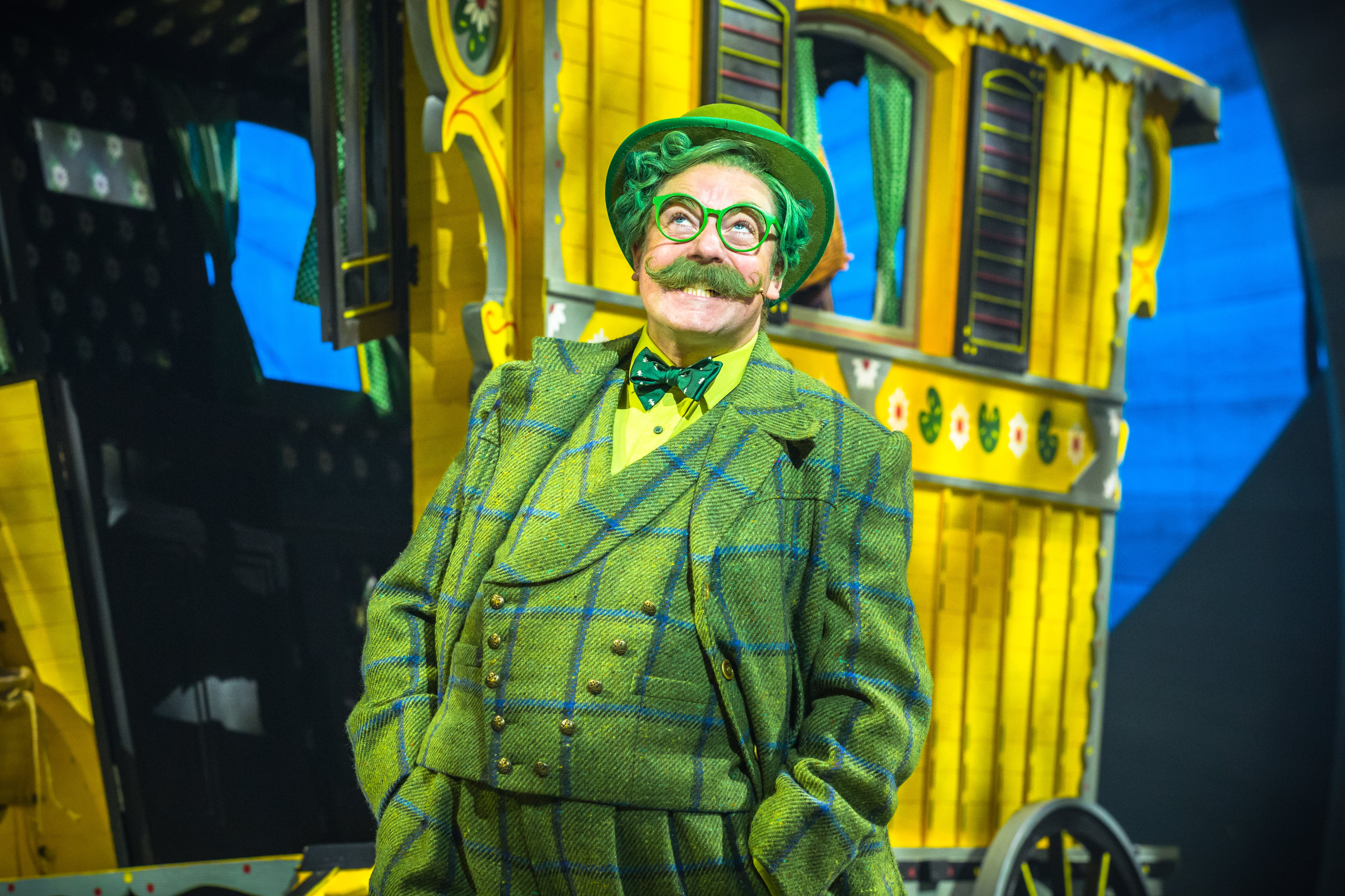 The Wind in the Willows | BroadwayHD © Marc Brenner